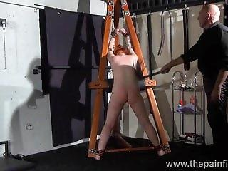 Swedish amateur submissive Vicky Valkyrie