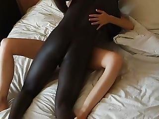 Hubby Films Wife With Black Boyfriend