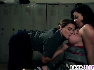 teta, morena, seguridad, lesbianas, milf, prision, Adolescente