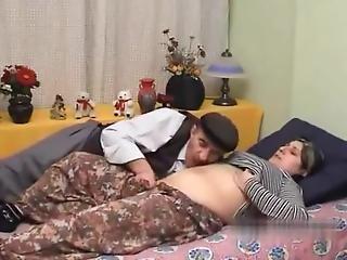 Mature Turkish Couple Enjoy Sucking And Fucking On Bed Xlx