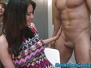 Cfnm Latina Blows Bigcock