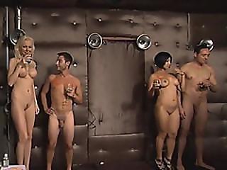 aktion, blondine, brünette, paar, vorspiel, ficken, interview, küssen, orgie, realität, strippen, necken