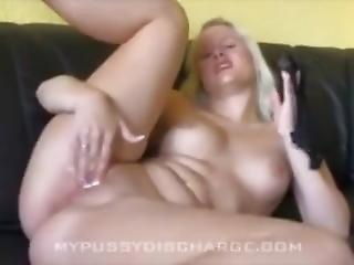Hot Panty Masturbation
