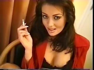 Kelly Havel Smoking (js)