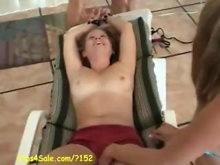 Jamie Tickle Torture