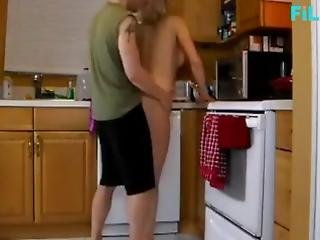 Son Walks In On Naked Mom At Kitchen - Free Full Mom Sex Videos At Filf.biz