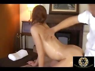 Superb Asian Get Massage Then Hardcore Suprise Fuck