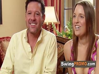 All American Swinger Couple Is Ready To Have The Hottest Party Ever