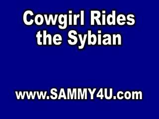 Cowgirls Sybian Ride