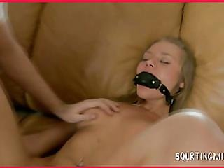 Innocent Teen Squirting Debut