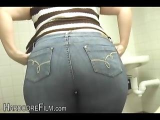Amateur, Ass, Big Ass, Pov, Public, Reality, Teen, Toilet