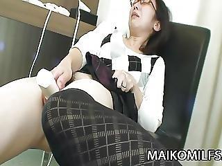 Nobuko Torii Wild Jav Mature Explosive Sex