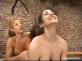 Karina Santos And Janay Lezdom