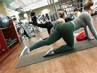 Japanese Sex In Gym Or Yoga