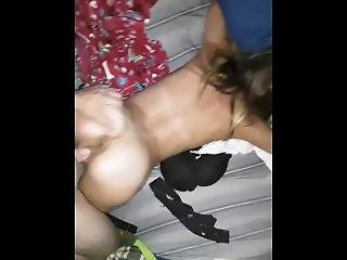 Fucking My Horny Step Sister