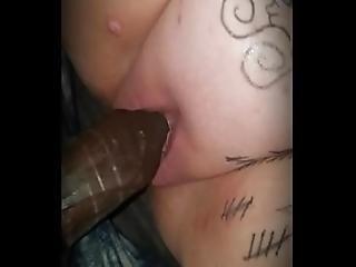 Nasty Slut For Huge Bbc