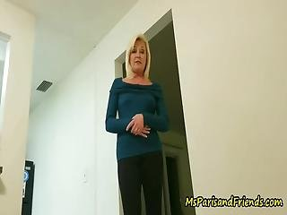 Nikki jeger squirting