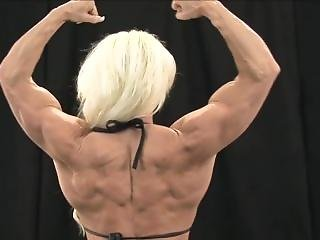 Ms. Shane Competing
