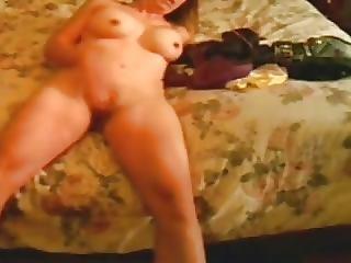 Hidden Camera Catches Milf Masturbating Im Bed
