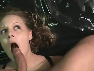 Blonde Piss Swallow