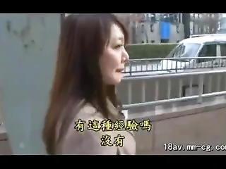 Japanese Wife Cheating Her Husband!! Creampie