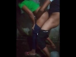 Srilankan Publicagent Small Tits Student  Fucks For Cash In The  City ?????
