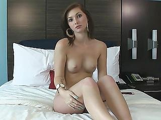 My First Natural Red-haired Pussy