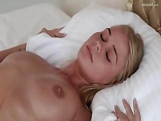 Massage With Toys Darina Nikitina Oiled