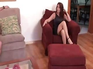Son Forced Mom To Suck Cock