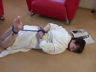 Jessica Pyjamas Bound