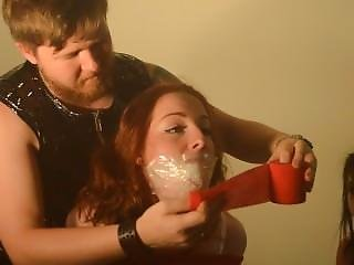 Kelly Gagged