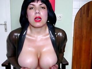 Hot-kinky-me - Latex Pussy - Werde Mein Fotzen Lecksklave