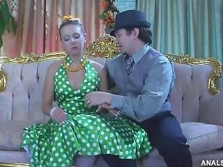 Analsaga Denis - Vintage Dress Anal