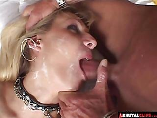 Brutalclips  Blindfolded Slut Knows Shes In For A Kinky Fuck