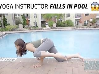 Yoga Wetlook