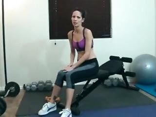 Mom Fucking Son At Gym Hours (wife Crazy Stacie)