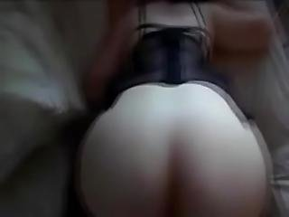 Perfect Brunette Bbc Raw Creampie