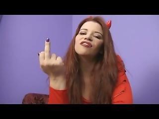 Sarah Blake Joi Dance With The Devil Femdom Pov