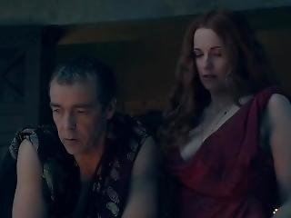 Spartacus - S01e02 (2010) - Lucy Lawless 2