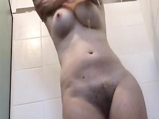 Big Tit Milf Shower Spy Cam Hidden Cam