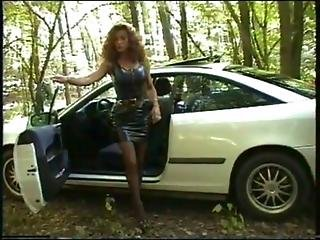 Whore Traudl Caff in The men trap - Look what I am doing all for getting sperm