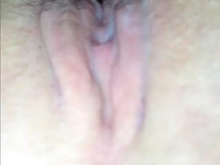Wet Virgin Pussy