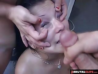 Brutalclips Blinded By Cum