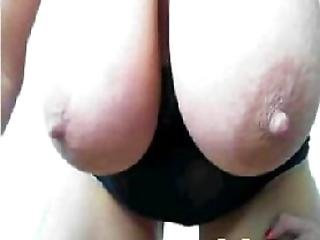 Huge Tit Hungarian Milf Shows Herself On Cam