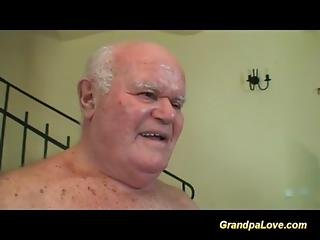 Lucky Day For Grandpa