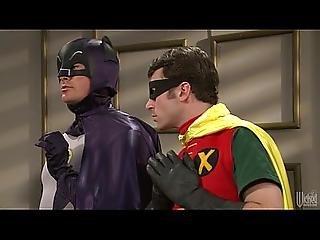 Alexis Texas And Batman Cosplay - Rule34