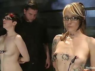 Seven Slave Intakeextreme Bondage, Exhausting Exercise, & Overwhelming Orga