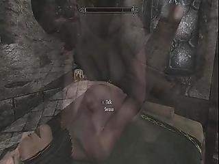 Marrying And Fucking Serana