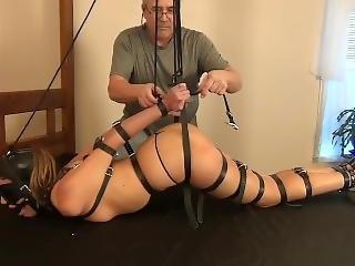 Bondage, Cuir