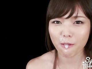 Asian Insane Cum Play Bukkake